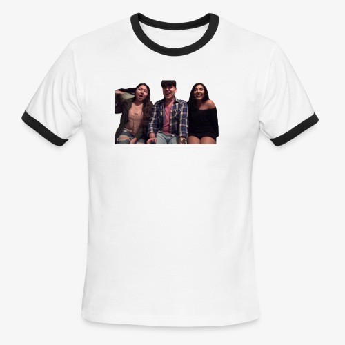 Fido, Cindy, and Tania - Men's Ringer T-Shirt