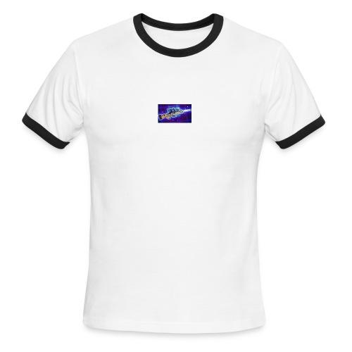 D88C459C 98E0 459F A17C F2714108E1F4 - Men's Ringer T-Shirt
