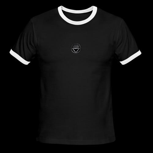 Knight654 Logo - Men's Ringer T-Shirt