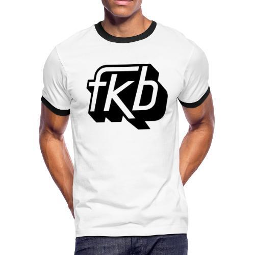 FKB Men's Retro - Men's Ringer T-Shirt