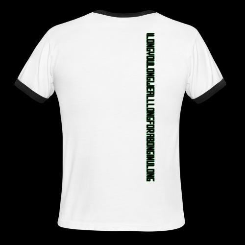iLong - Men's Ringer T-Shirt