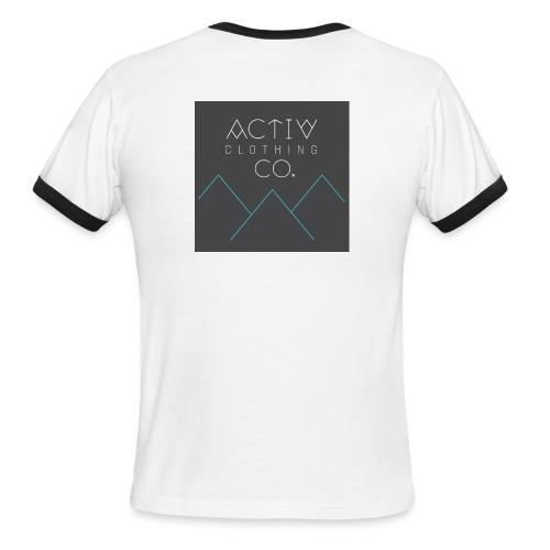 Activ Clothing - Men's Ringer T-Shirt