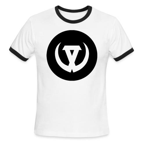 Symbol of Warriors - Men's Ringer T-Shirt