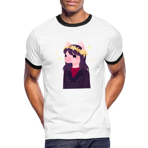 Piggy - Men's Ringer T-Shirt