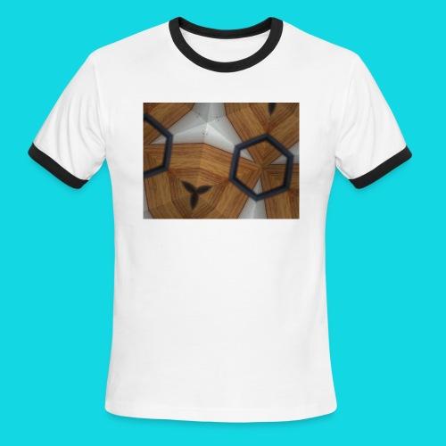 Kaleidoscope - Men's Ringer T-Shirt