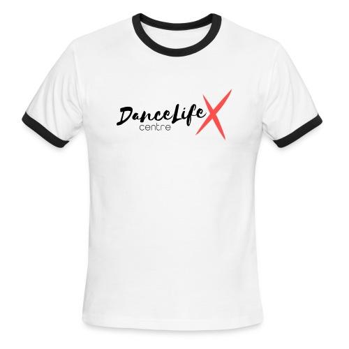 DL-Logo-Master - Men's Ringer T-Shirt