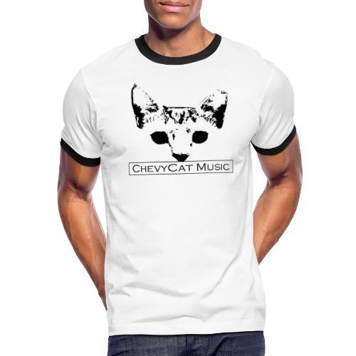 ChevyCat - Men's Ringer T-Shirt