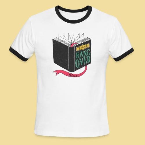 Fictional Hangover Book - Men's Ringer T-Shirt