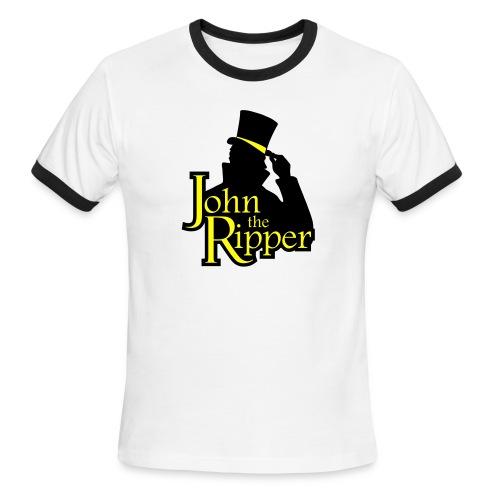 John the Ripper - Men's Ringer T-Shirt