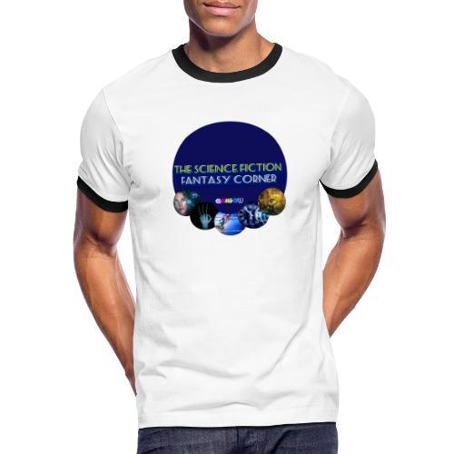 The Science Fiction Fantasy Corner - Men's Ringer T-Shirt