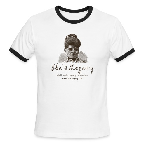 Ida's Legacy One Color Art - Men's Ringer T-Shirt