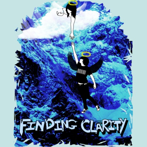 No Lag (white) - Women's Tri-Blend Racerback Tank