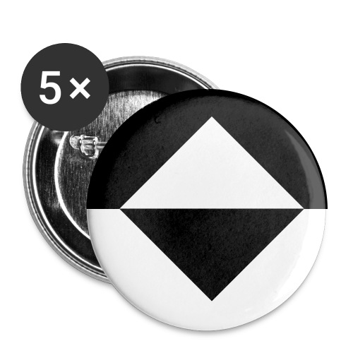 rebootbig - Buttons large 2.2'' (5-pack)