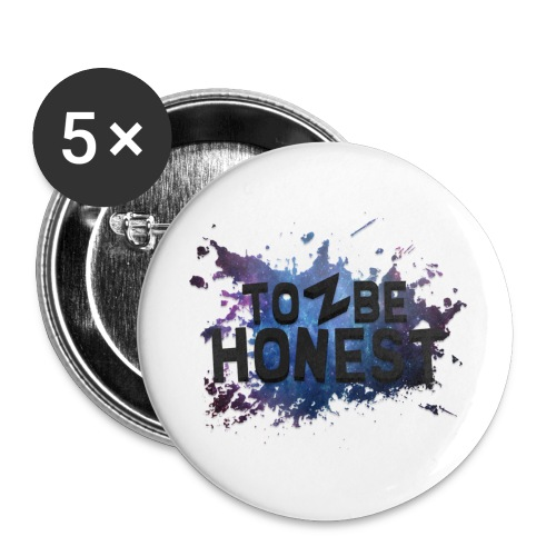 Zevz TBH TShirt Design 3 png - Buttons large 2.2'' (5-pack)