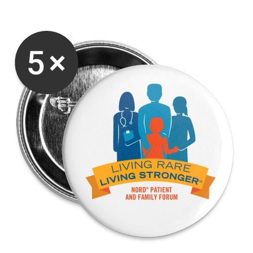 LRLS Logo - Buttons large 2.2'' (5-pack)