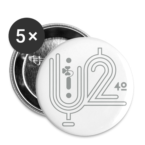 Microphone 240 version 2- - Buttons large 2.2'' (5-pack)