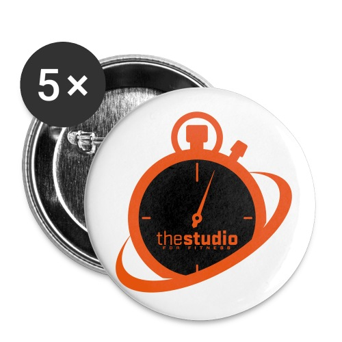 logo - Buttons large 2.2'' (5-pack)