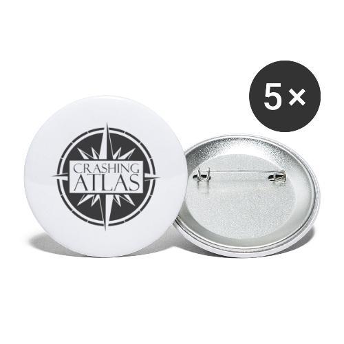 OG Logo - Buttons large 2.2'' (5-pack)