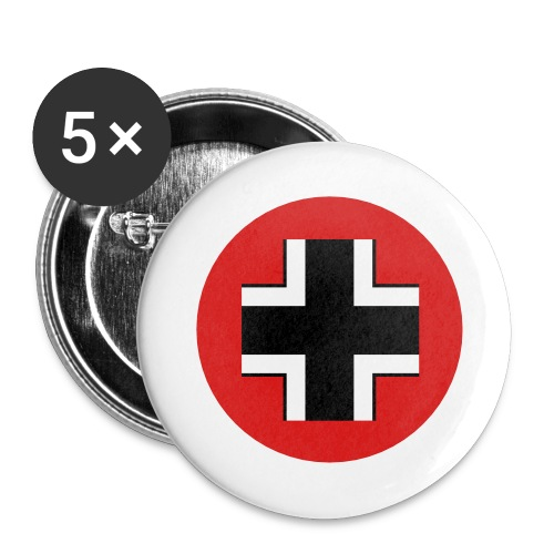 Germany Symbol - Axis & Allies - Buttons large 2.2'' (5-pack)