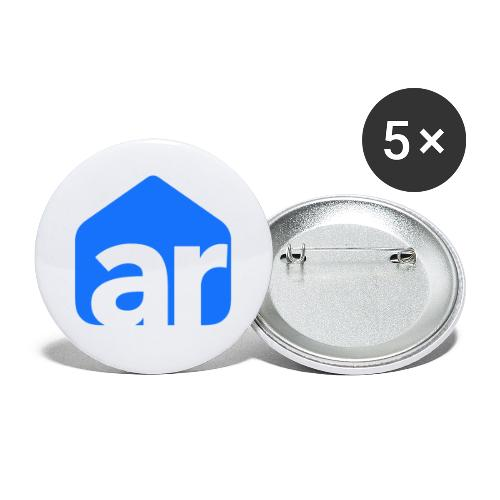 arhome realty pins - Buttons large 2.2'' (5-pack)
