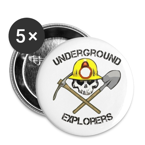 Miner Logo Black Text 08 20 14 png - Buttons large 2.2'' (5-pack)