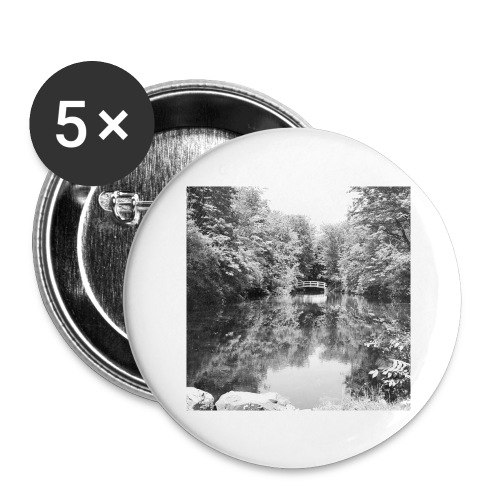 Lone - Buttons large 2.2'' (5-pack)