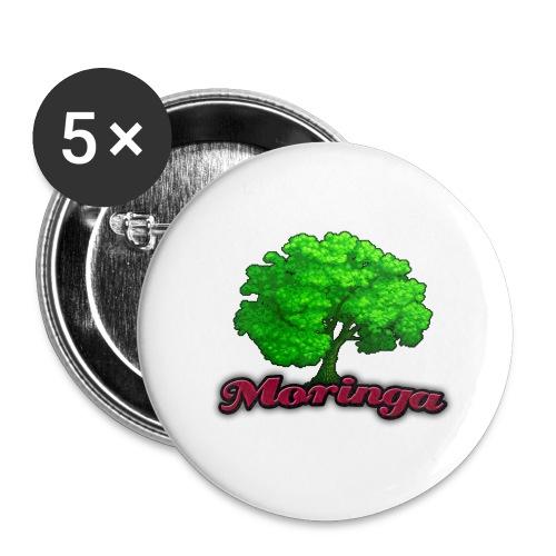Moringa Games Mug - Buttons large 2.2'' (5-pack)