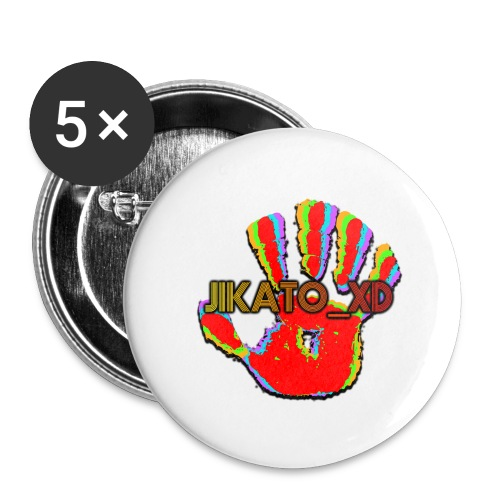 Handy - Buttons large 2.2'' (5-pack)
