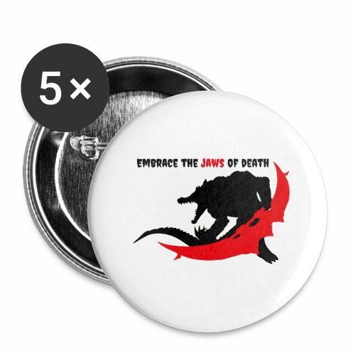 Renekton's Design - Buttons large 2.2'' (5-pack)