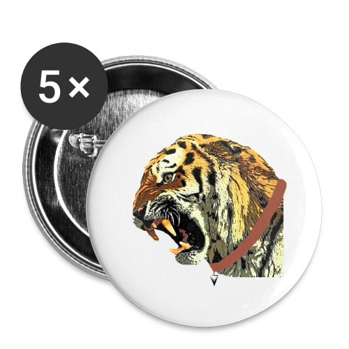 photo - Buttons large 2.2'' (5-pack)