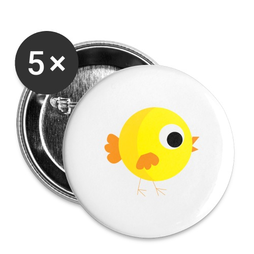 HENNYTHEPENNY1 01 - Buttons large 2.2'' (5-pack)