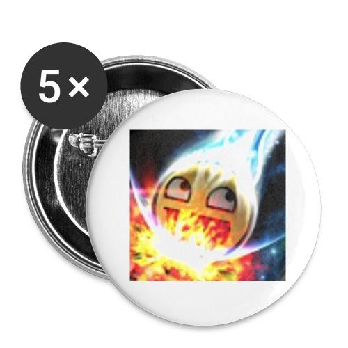 Jovanie perez - Buttons large 2.2'' (5-pack)