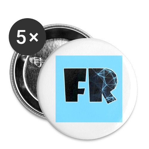 Fanthedog Robloxian - Buttons large 2.2'' (5-pack)