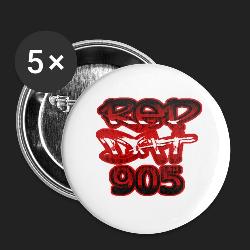 REP DAT 905 - Buttons large 2.2'' (5-pack)