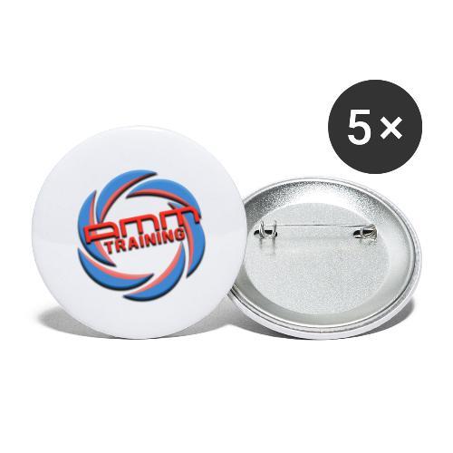 AMMT LOGO WEB - Buttons large 2.2'' (5-pack)