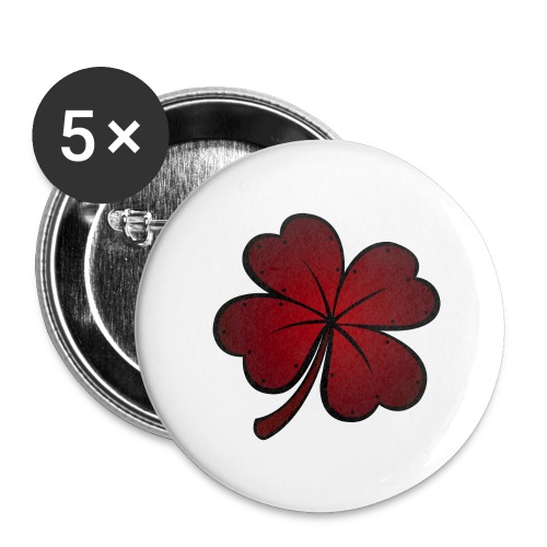 Tough Luck Logo Only - Buttons large 2.2'' (5-pack)