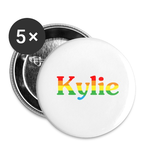 Kylie Minogue - Buttons large 2.2'' (5-pack)