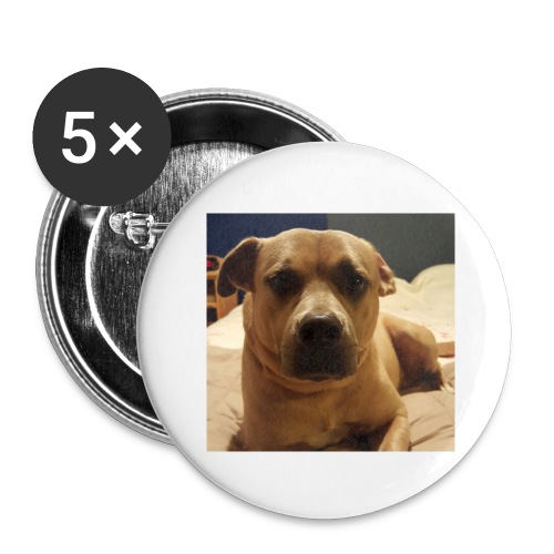 Linus1 - Buttons large 2.2'' (5-pack)