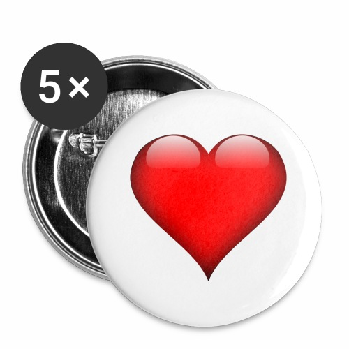 pic - Buttons large 2.2'' (5-pack)