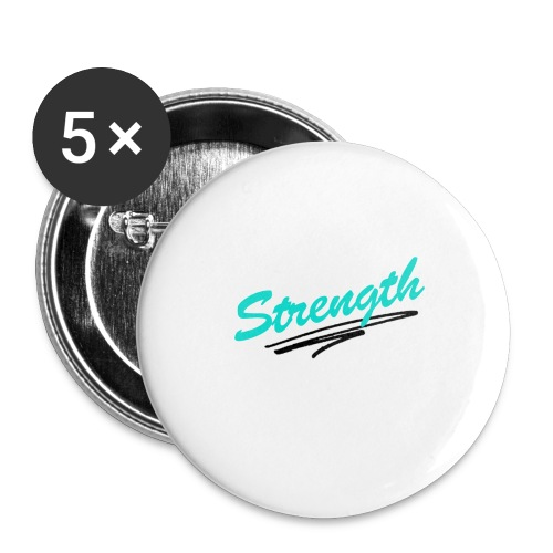 Strength Tank - Buttons large 2.2'' (5-pack)