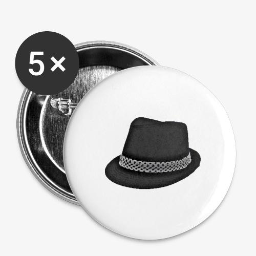 Bam FIlmz Logo - Buttons large 2.2'' (5-pack)