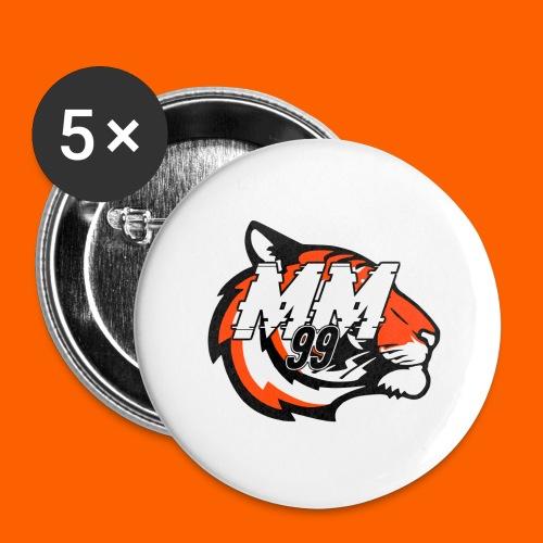the OG MM99 Unltd - Buttons large 2.2'' (5-pack)
