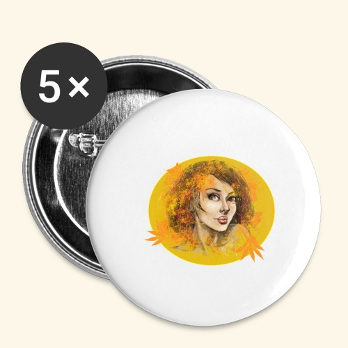 Regard - Buttons large 2.2'' (5-pack)