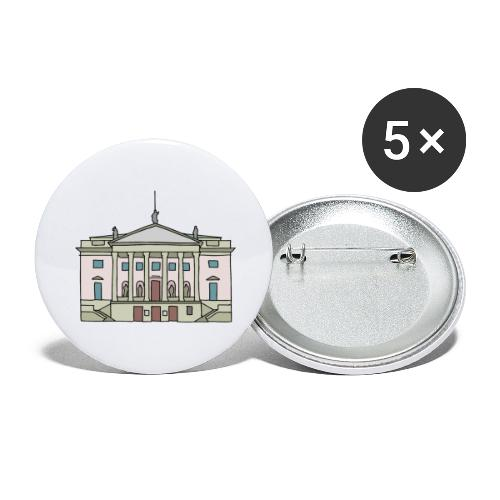 Berlin State Opera - Buttons large 2.2'' (5-pack)