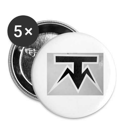 TMoney - Buttons large 2.2'' (5-pack)