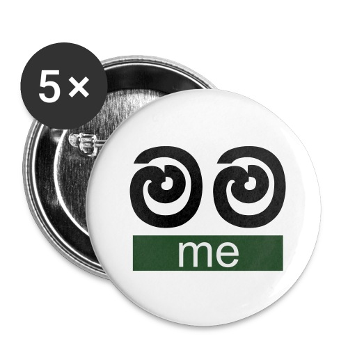 Mama (Me) - Buttons large 2.2'' (5-pack)
