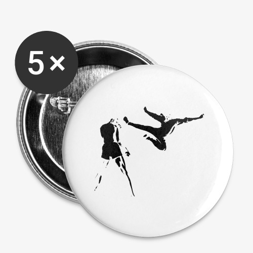 G Death - Buttons large 2.2'' (5-pack)
