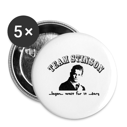 3134862_13873489_team_stinson_orig - Buttons large 2.2'' (5-pack)