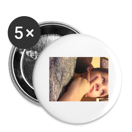 Lukas - Buttons large 2.2'' (5-pack)