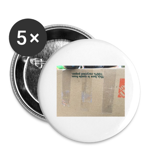 Kian - Buttons large 2.2'' (5-pack)